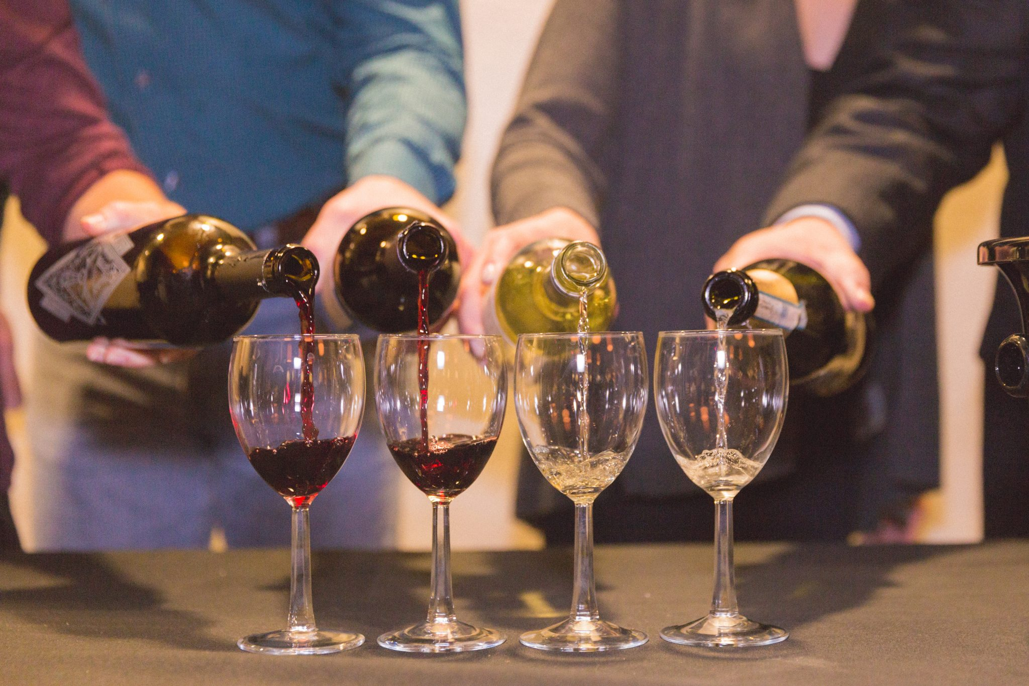 WINTER PROGRAMMING AT WARREN STATION IN KEYSTONE CONTINUES WITH THE WINTER WINE TASTING
