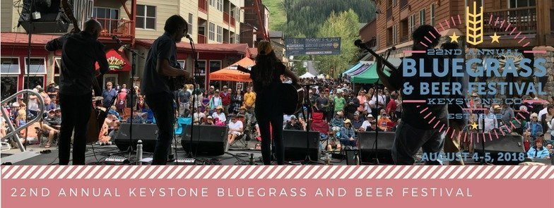 Keystone's Bluegrass And Beer Festival