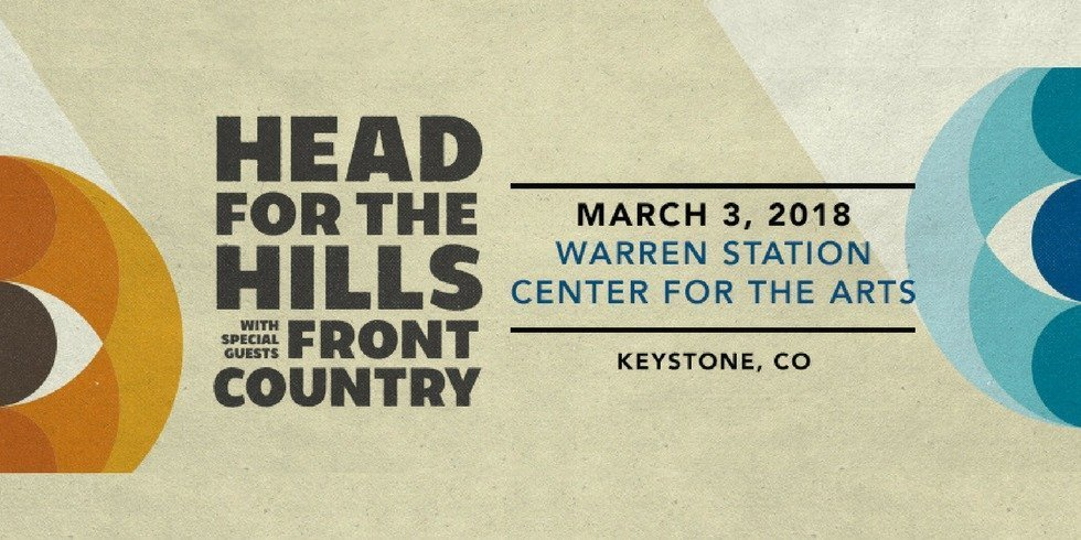 Head For The Hills Returns To Warren Station- Saturday, March 3rd