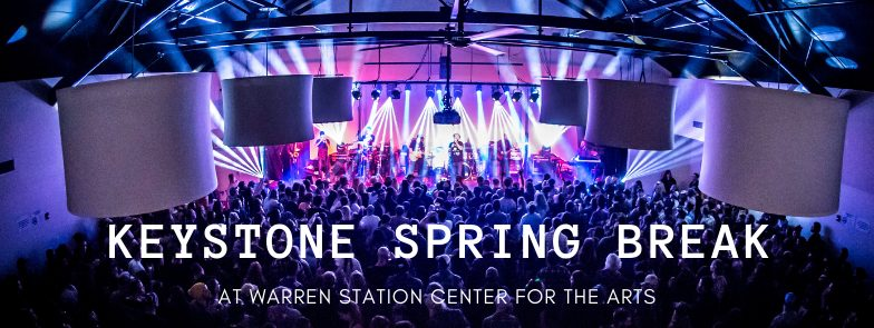 Spring Break Concert Lineup At Warren Station