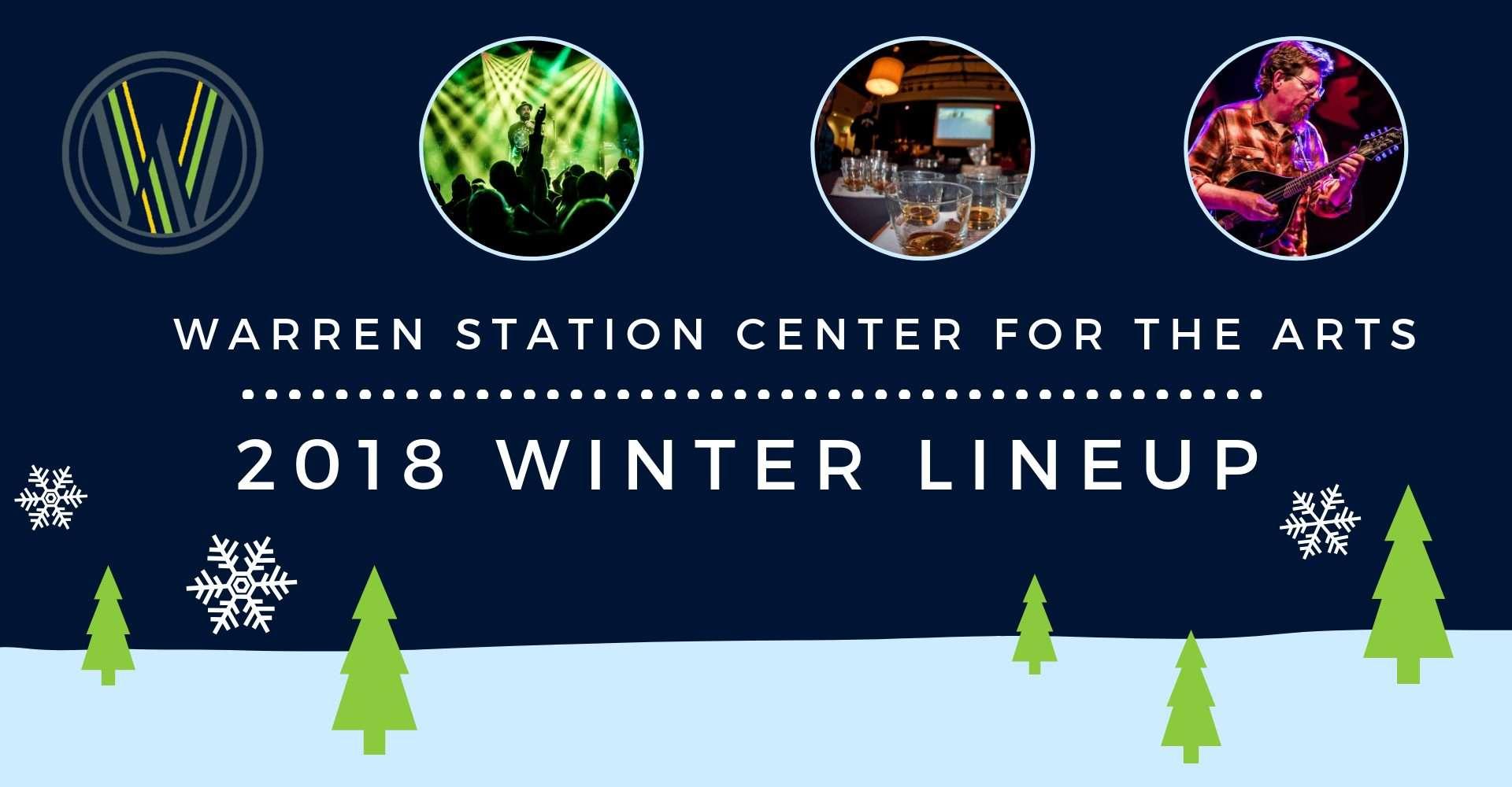 Warren Station Winter Event Lineup 2018