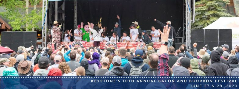 Keystone Bacon and Bourbon Festival