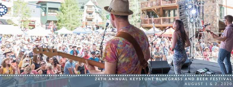 Keystone Bluegrass and Beer Festival