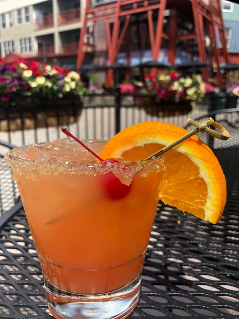 Picture of Cocktail on Patio