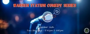 Warren Station Comedy Series