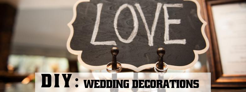 DIY: Wedding Decorations For Less