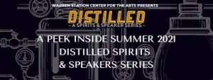 Image of Distilled Spirits and Speakers Series Blog