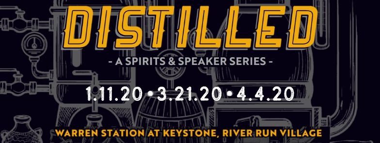 Distilled: A Speaker And Spirits Series