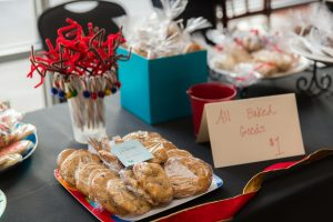 Cookies for sale at The Nutcracker Suite