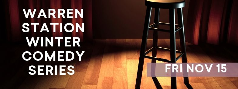 Fine Warren Stations Winter Comedy Series Returns On November 15Th 2019 Gmtry Best Dining Table And Chair Ideas Images Gmtryco