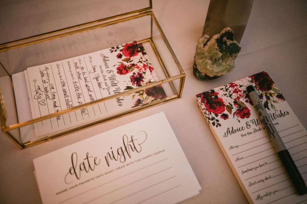Date Night Suggestions- Details