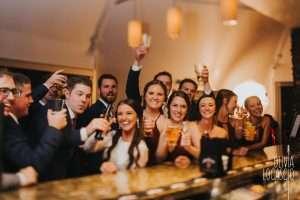 Wedding bar offerings