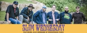 Slim Wednesday photo for concert on 3.27.20