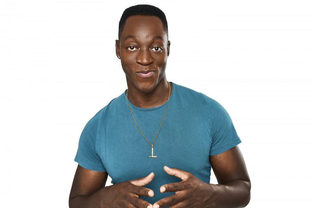 Stephen Agyei Comedian Headshot