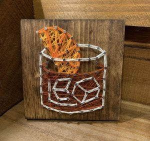 Image of String Art Craft