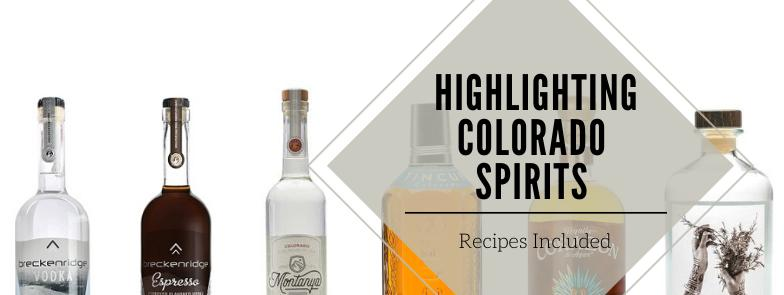 Local Colorado Spirits