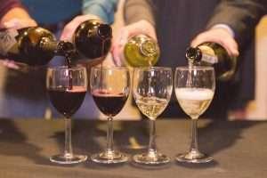 Mountain Wine Tasting Event