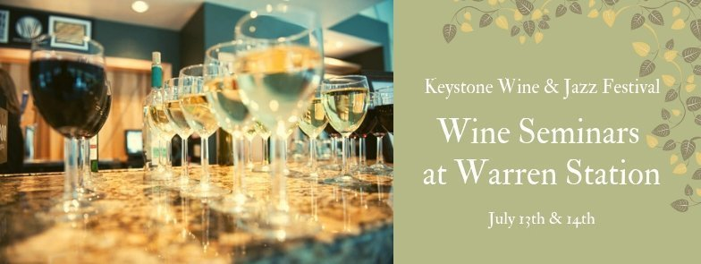 Wine Seminars At Warren Station