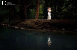 Couple by Snake River