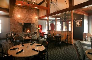 classy dining experience at Zuma Roadhouse in River Run Village